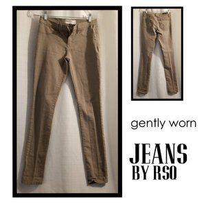 Taupe Miami Jegging SkinnyJeans 7
